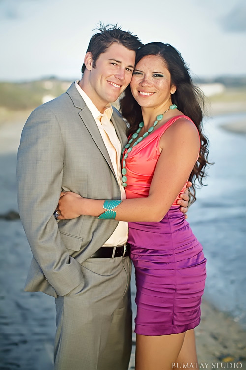 Del Mar & Torrey Pines Engagement Pictures