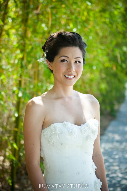 Cerritos Library Wedding Pictures
