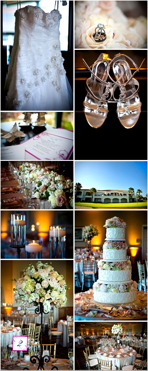 Coyote Hills Wedding Details