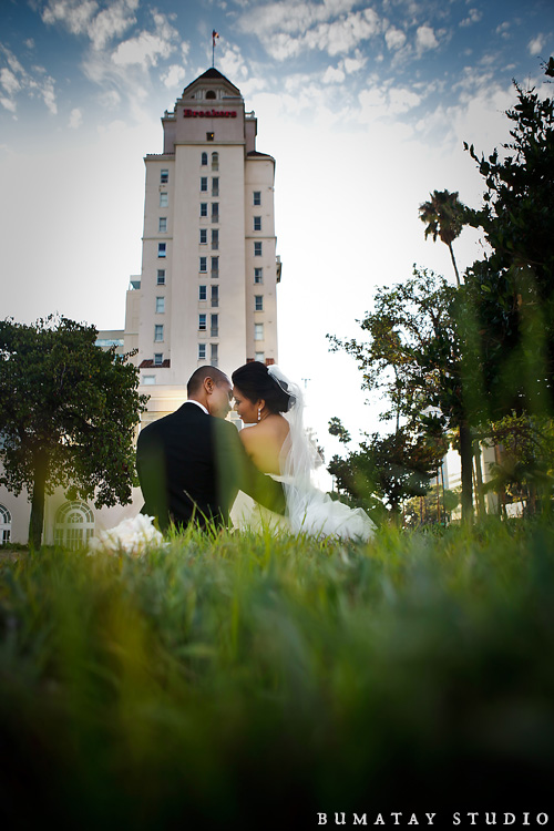 Long Beach wedding pictures