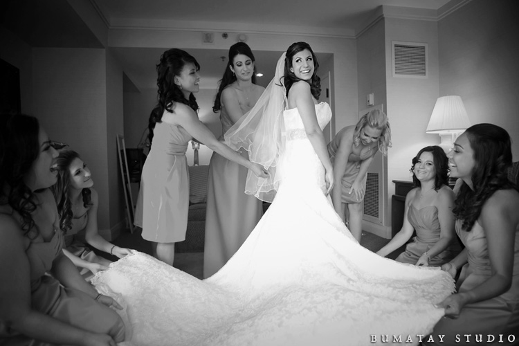 Los Angeles Wedding at Cathedral of Our Lady of Angels